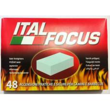 Italfocus 48 tűzgyújtó kocka